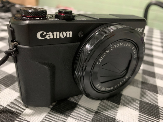 Camera Canon G7x Mark Ii 2 G7