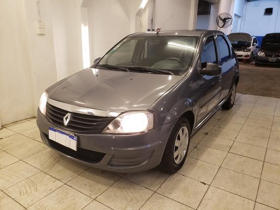 Renault Logan 1.6 Pack Ii Abcp+abs 90cv 2014
