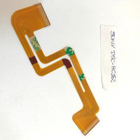 Flex Cabo Flat Sony Dsc-hc52 Filmadora Circuito Flexivel