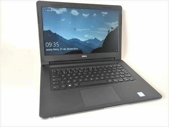 Notebook Dell Core I5com 8 Gb De Memória E 1 Tb De Hd