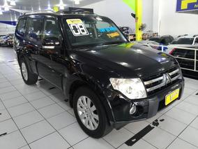 Mitsubishi Pajero Full Hpe 3.8 2008 Ac Troca/financio