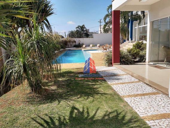 Sobrado Com 3 Dormitórios À Venda, 248 M² Por R$ 1.200.000 - Villa Espanha Residencial - Vila Santa Maria - Americana/sp - So0232
