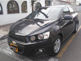 Chevrolet Sonic Lt 1.6 Cc Mt F.e 4p Techo