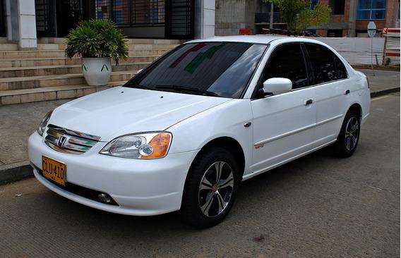 Honda Civic Lx 1.7 Aut Full