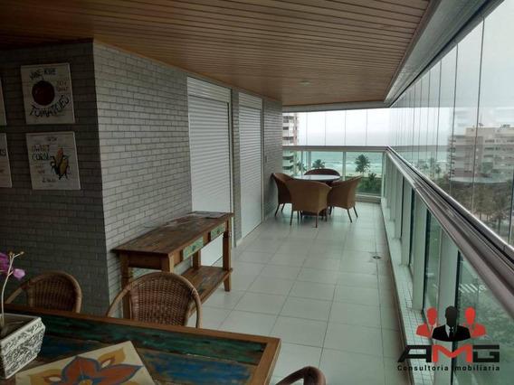 Apartamento Com 3 Dormitórios - Módulo 7 - Riviera De São Lourenço - Ap2516