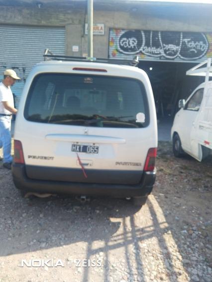 Peugeot Partner Urbana Patagonia