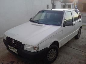 Fiat Uno 2006 Diésel Con Detalles De Chapa Al Dia Permuto +