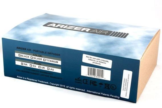 Arizer Air - Original Com Número De Registro