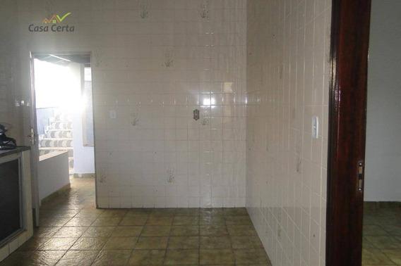 Casa Com 2 Dormitórios À Venda, 80 M² Por R$ 230.000 - Jardim Itamaraty - Mogi Guaçu/sp - Ca1438