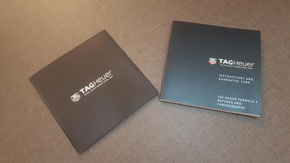 Manual Do Relógio Tag Heuer Fórmula 1