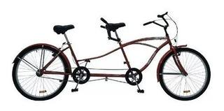 Bicicleta Doble Tamdem R.26