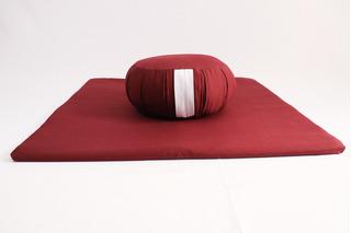 Zafu + Zabuton Almofadas De Meditação Zazen