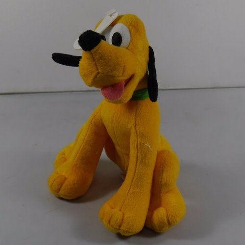 Pelucia Pluto Disney Mickey Pronta Entrega!