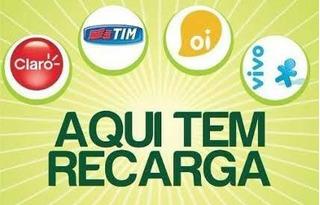 Recarga De Crédito Para Celular R$: 50