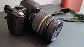 Câmera Fotográfica Nikon D5000 C/ Lente Tamrom 17-50 2.8