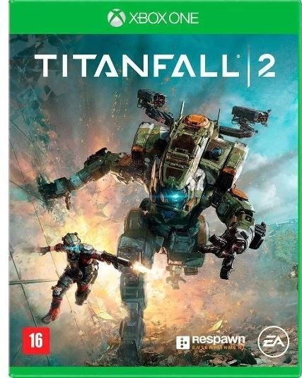 Jogo Xbox One Titanfall 2 - Lacrado Game Xbox One