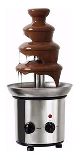 Fuente De Chocolate Mega Express 4 Pisos Me112