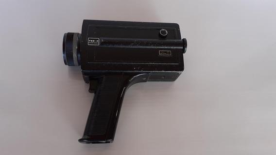 Super 8 - Câmera Filmadora 722 P Chinon - Para Colecionador!