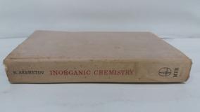 Livro / Inorganic Chemistry / Ano 1973