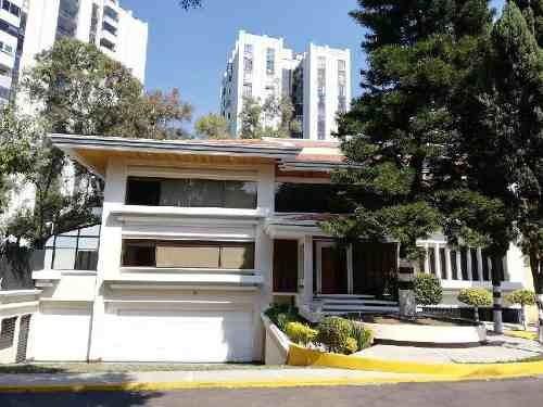 Se Vende Magnifica Y Amplia Casa Residencial En Col. Del Carmen, Coyoacan