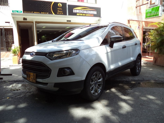 Ford Ecosport Freetyle Mecánica