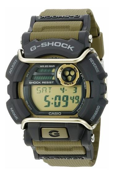Relogio Casio G-shock Militar Exercito Brasileiro Gd400-9cs