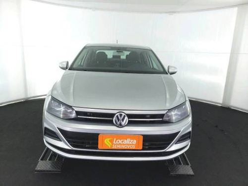 Imagem 1 de 9 de Volkswagen Virtus 1.6 Msi Total Flex Manual