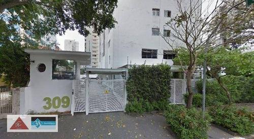 Imagem 1 de 7 de Apartamento Com 1 Dormitório Para Locação - Moema - São Paulo/sp - Ap6572
