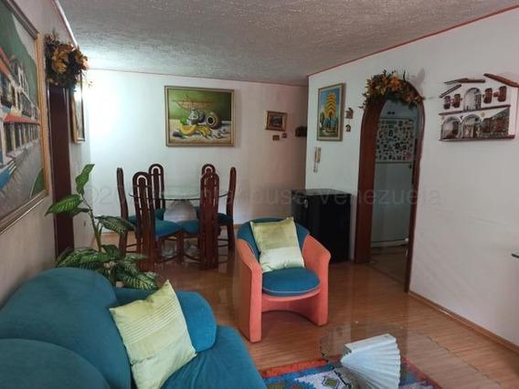 Apartamento En Venta Urb. Base Aragua Cod. 21-8745 Jcm