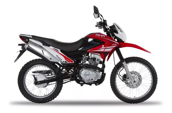 Corven Triax 200 R3 18ctas$5.041 Motoroma