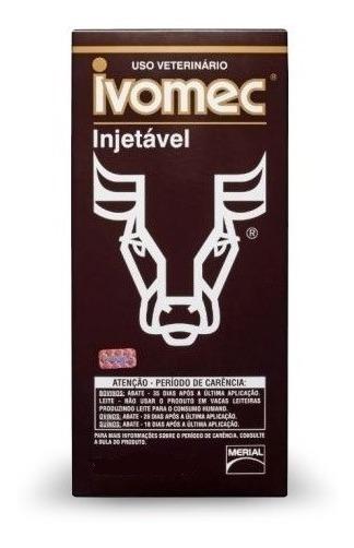 Ivomec Injetável - 50ml