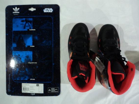 Star Wars adidas Darth Vader Tenis Skyline Talla 7 Mex