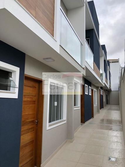 Sobrado Em Condomínio Fechado Vila Paiva 2 Dorm. 2 Suites - Cf22245
