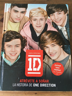 Libro De One Direction Oficial