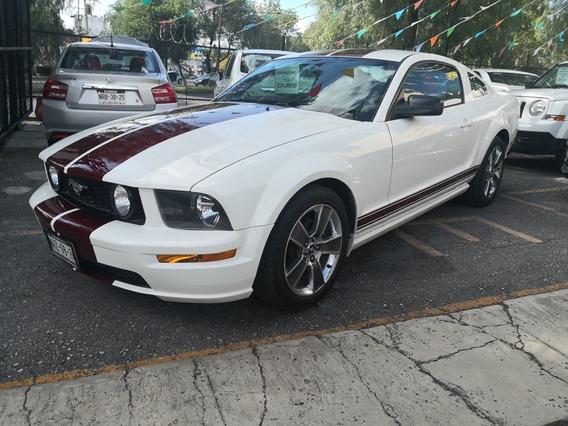 Ford Mustang 4.6 Gt Equipado Piel Mt 2009