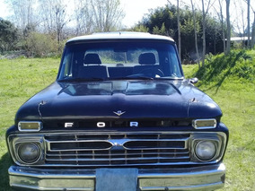 Ford F-100 V 8 Fase 2. Twin Beam 1967