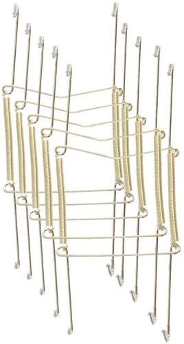 Imagen 1 de 6 de Xinlink Lot5 6-inch Pequeñas Invisible Placa Colgador De Ala