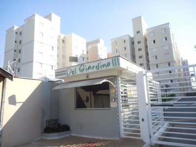 Apartamento Residencial À Venda, Água Branca, Piracicaba. - Ap0696