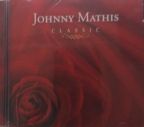 Imagem 1 de 2 de Johnny Mathis ( Classic )