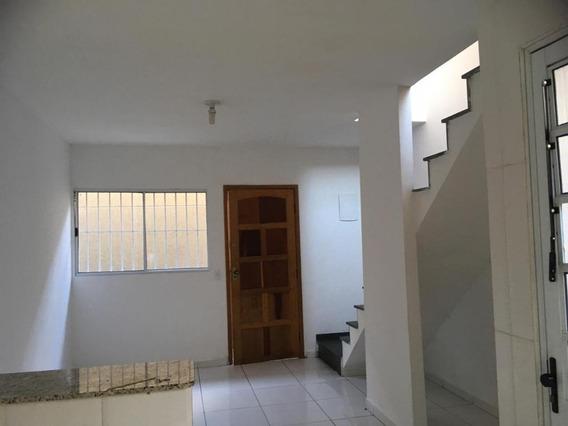 Sobrado Em Parada Inglesa, São Paulo/sp De 60m² 2 Quartos Para Locação R$ 1.200,00/mes - So333287