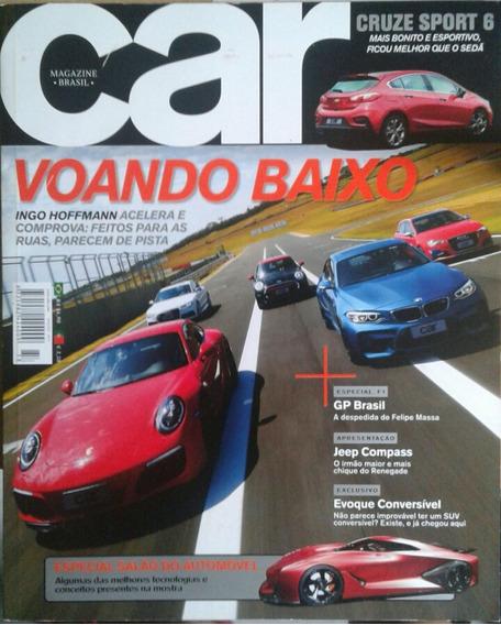 Revista Car Magazine Brasil Ano 7 2016 Edição 77