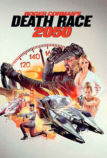 Dvd - Roger Corman Death Race 2050