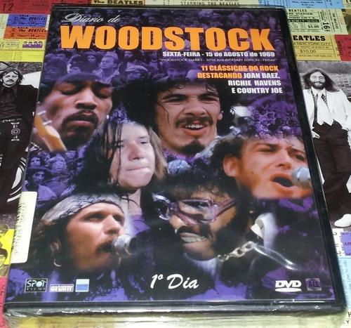 Woodstock 1969 - Dvd Nuevo Cerrado!