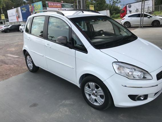 Fiat Ideia 2011 1.6 A Baixo Da Fipe