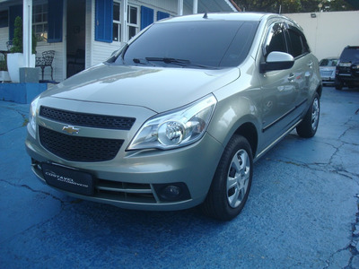 Chevrolet Agile Lt 1.4 Flex Ano 2011
