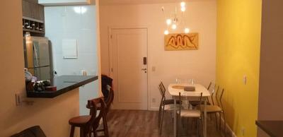 Apartamento Em Marapé, Santos/sp De 64m² 2 Quartos Para Locação R$ 2.900,00/mes - Ap182879