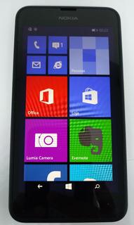Nokia Lumia 635 8gb Preto Não Reconheci Chip