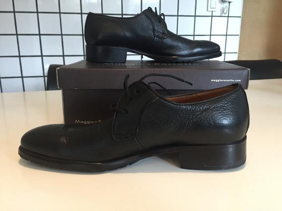 Zapatos De Hombre Maggio & Rossetto (negros)