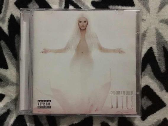 Christina Aguilera Lotus Cd Standard