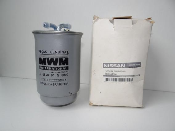 Filtro De Combustível S10,frontier,xterra2.8 Tdi Mwm 07